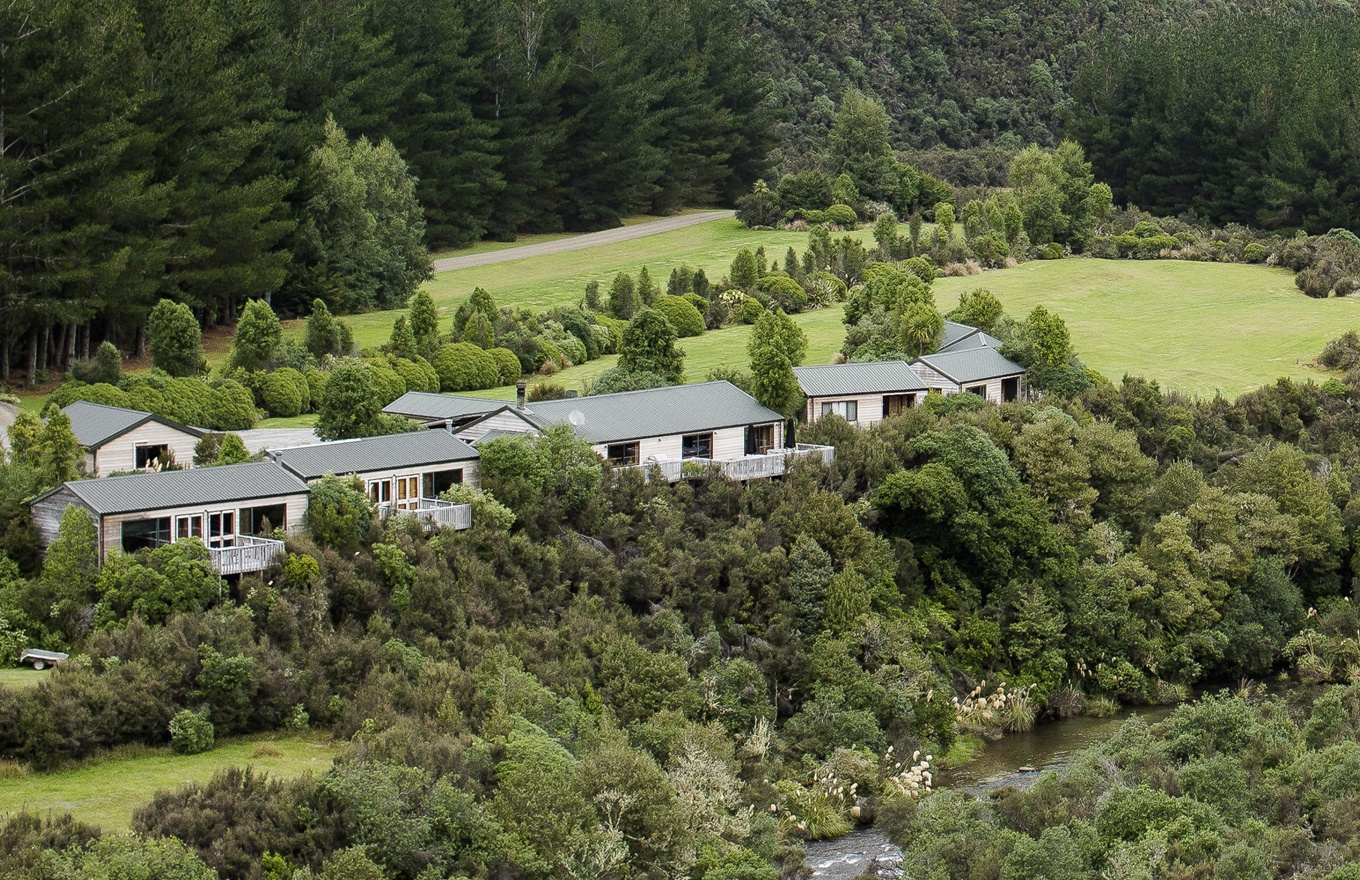 Luxury Lodge in New Zealand: Fly Fishing, Great Food & More