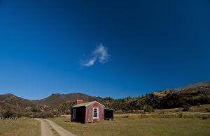 Iconic Red Hut